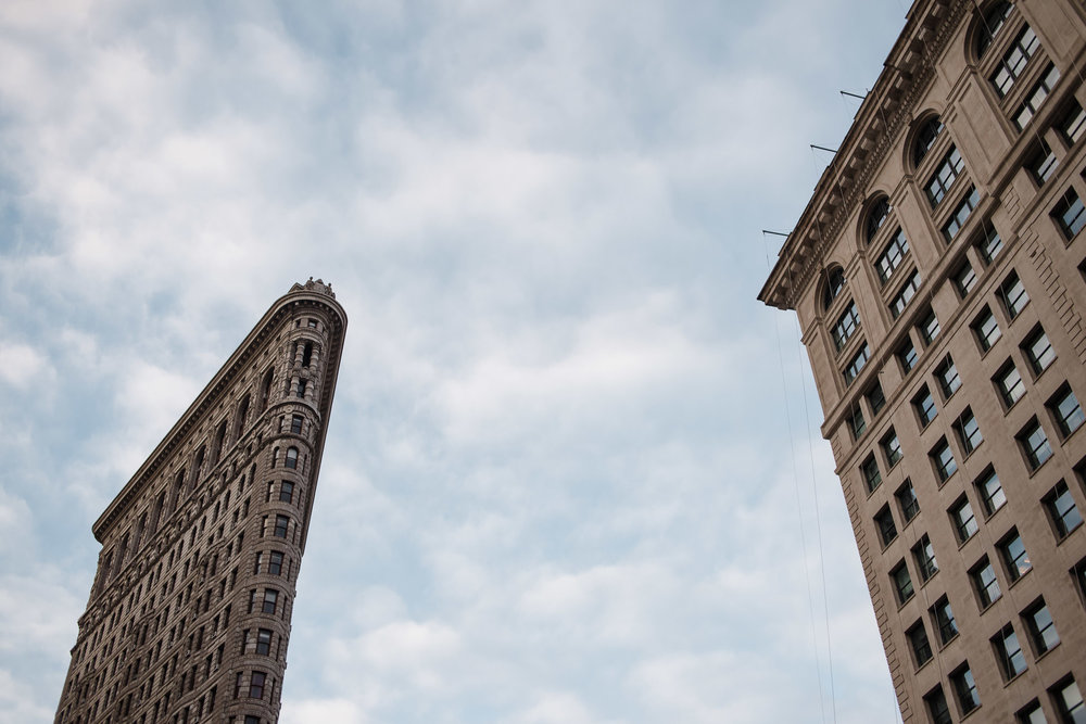 Flatiron Building, Manhattan, NYC