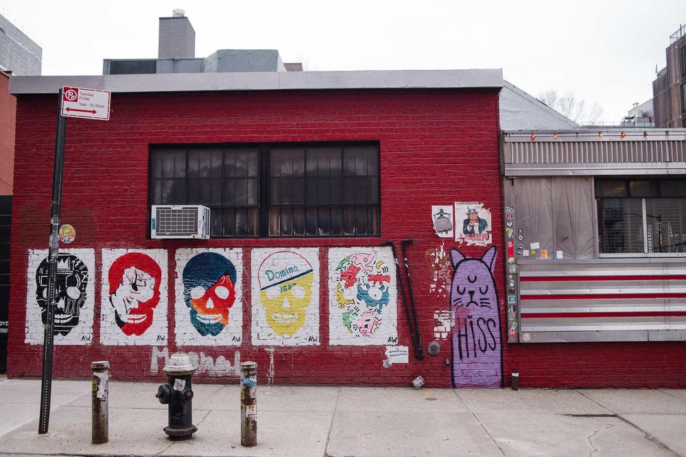 Street Art, Brooklyn, NYC