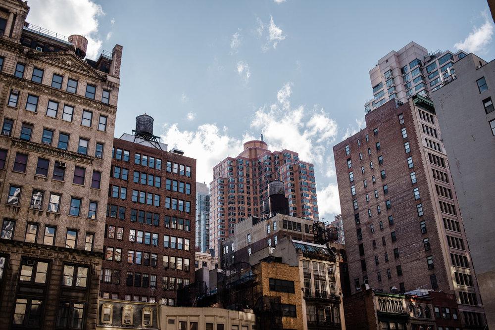 Midtown Manhattan Skyline, NYC