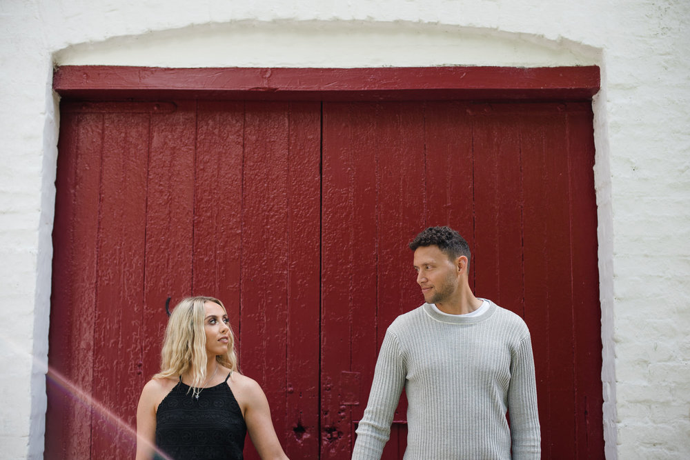 Engagement Shoot, Ulster Folk Transport Museum, Cultra, County Down, Northern Ireland
