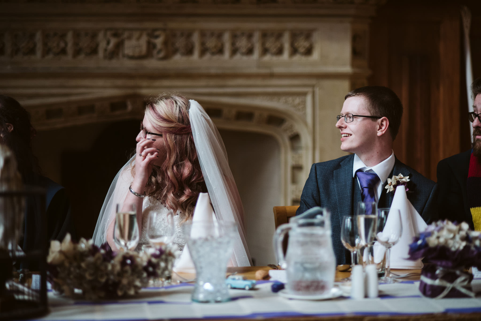 126f5f83c61 Katie   Grant – A Harry Potter Themed Wedding at Queens University ...