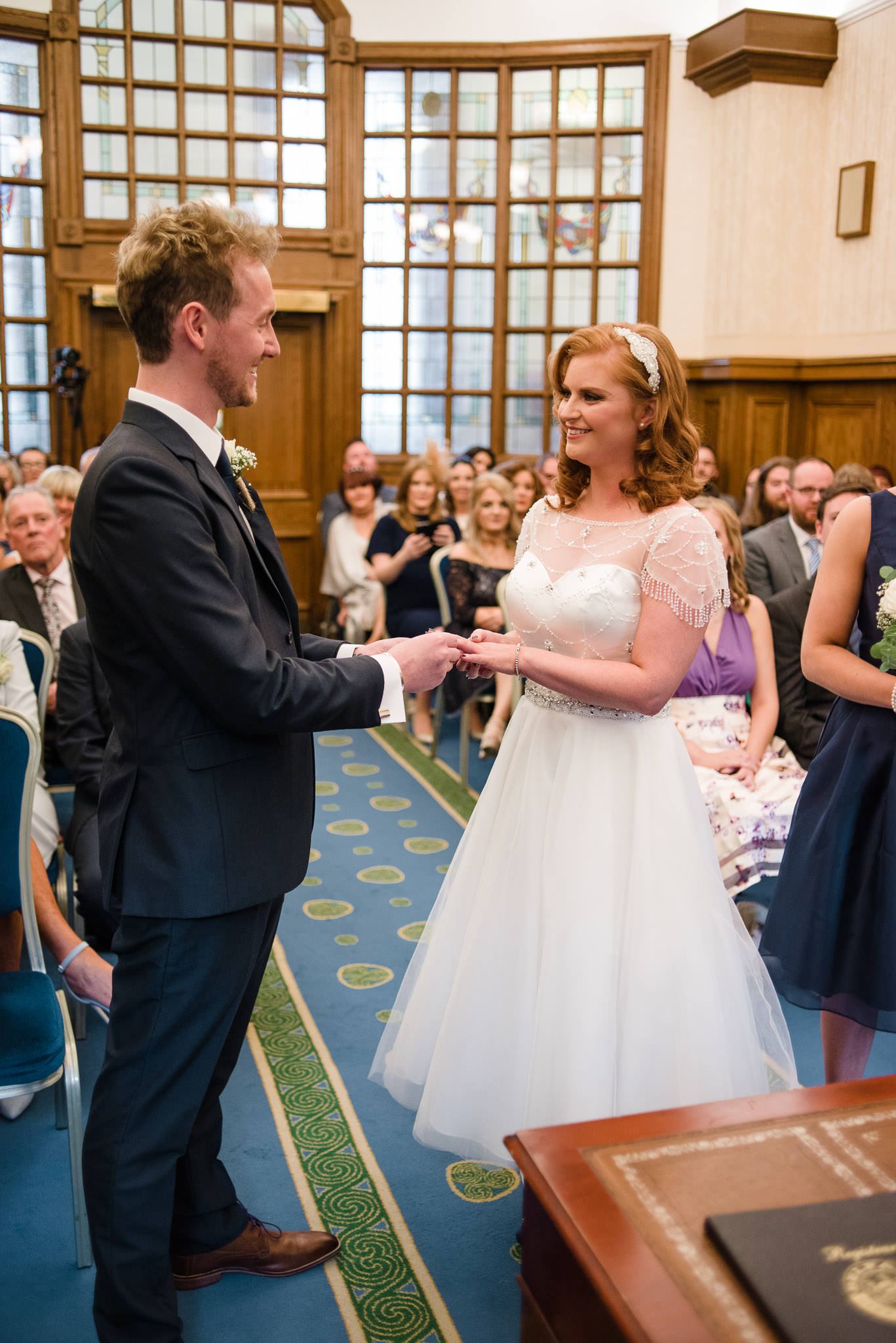 Belfast City Hall Wedding Photography, Northern Ireland