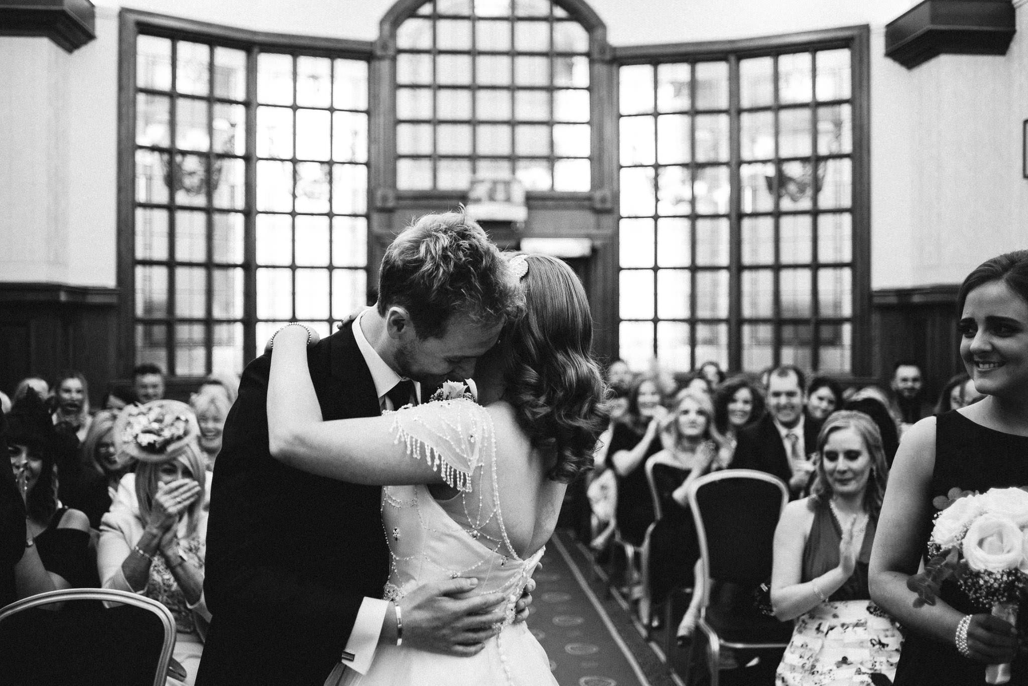 Belfast City Hall Wedding Photography, Northern Ireland