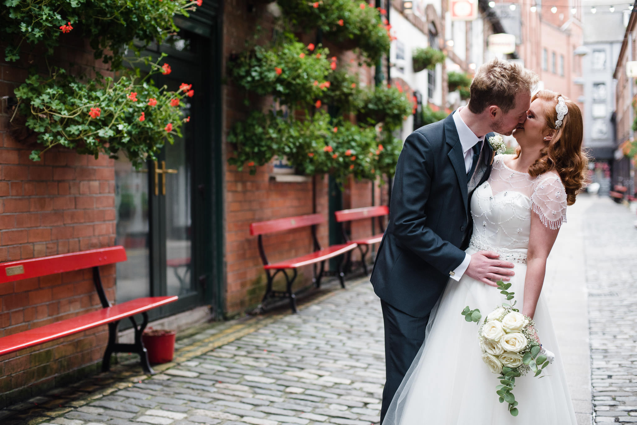 Belfast City Cathedral Quarter Wedding PHotography Northern Ireland