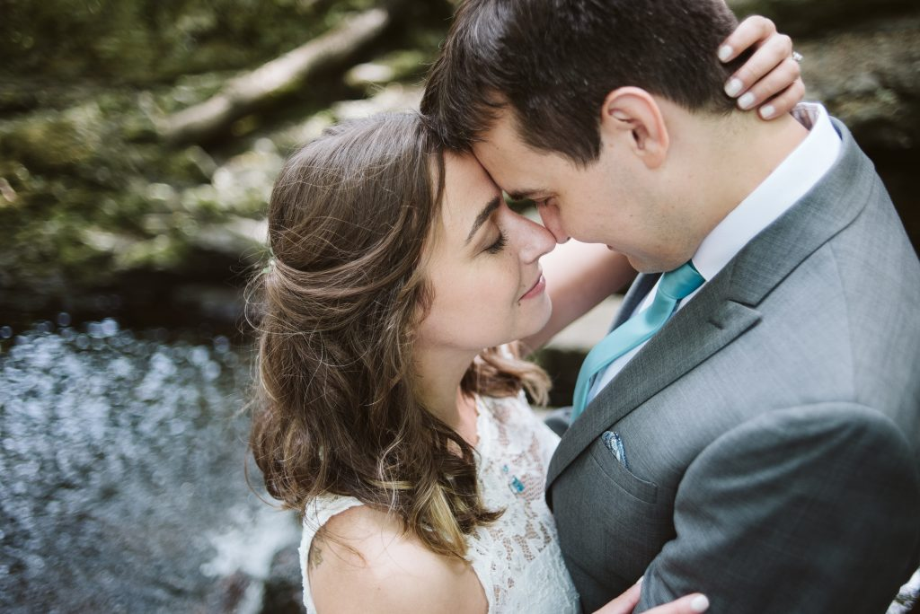 5 Tips for Engaged Couples - Tollymore Forest Park Elopement, Northern Ireland