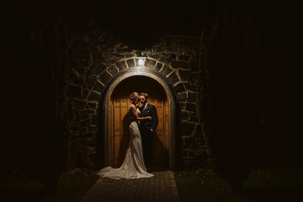 Lissanoure Castle Wedding
