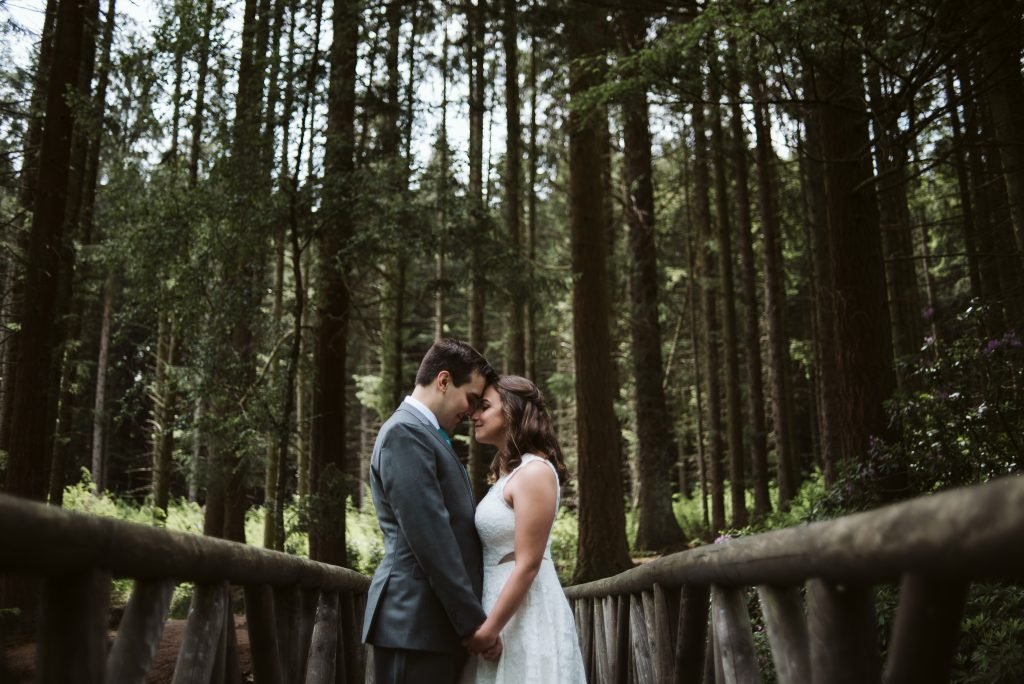 Picking a Wedding Venue - Tollymore Forest Park, Northern Ireland Elopement