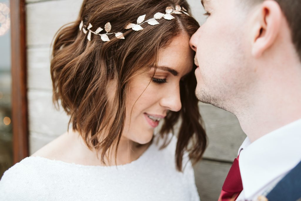 Picking a Wedding Venue - Relaxed Bride and Groom, Wedding at Harrys Shack