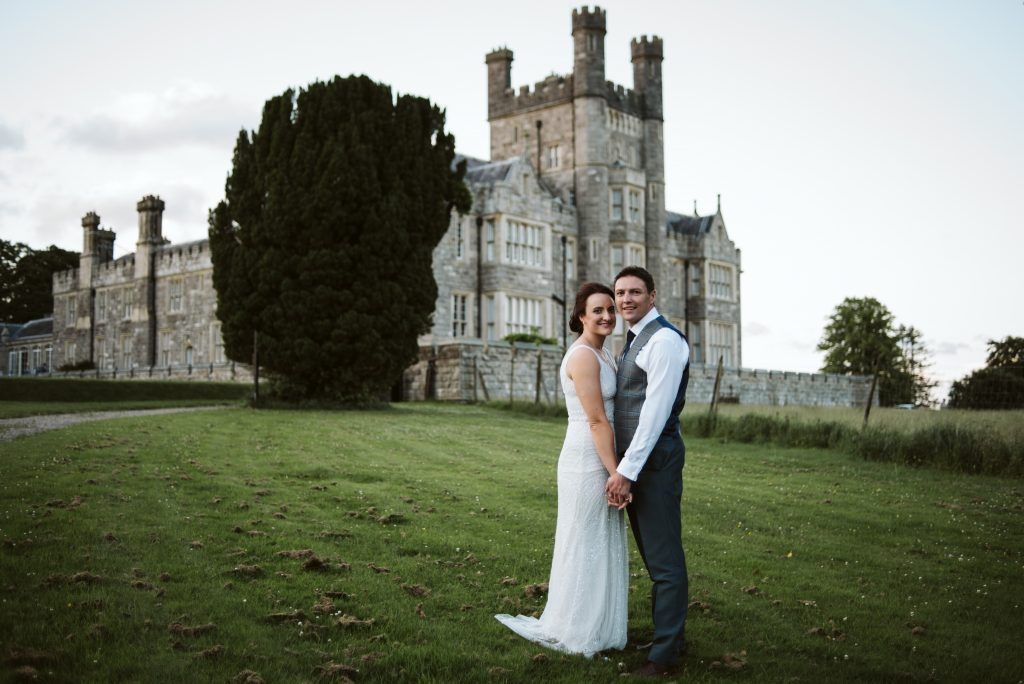 Picking a Wedding Venue - Crom Castle Wedding, Northern Ireland