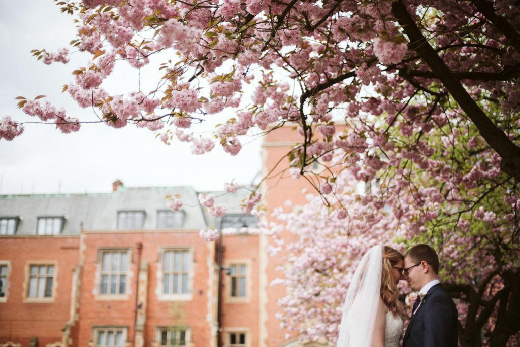 Picking a Wedding Venue - Queens University Belfast Wedding, Northern Ireland