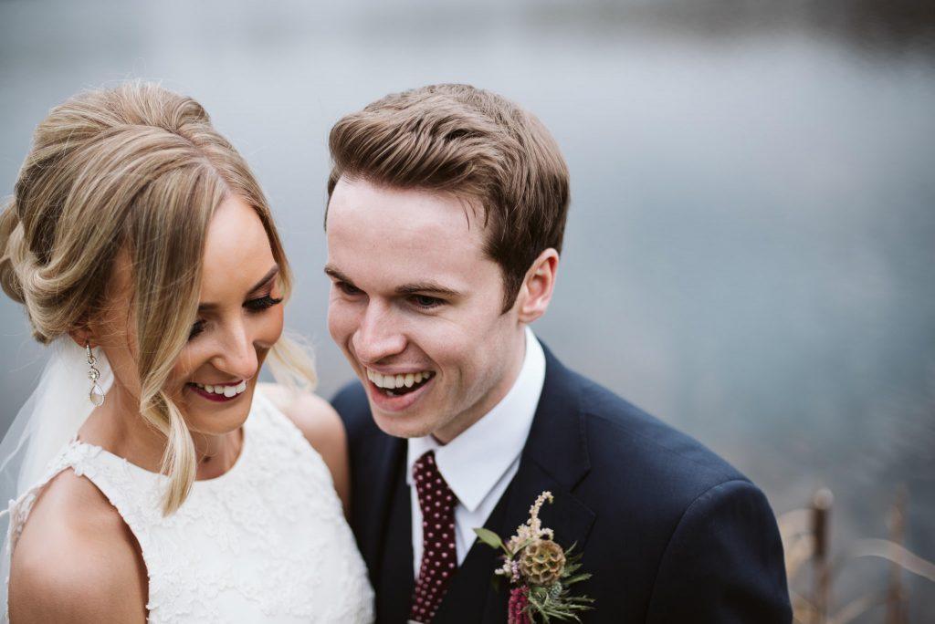 Wedding at Lissanoure Castle, Northern Ireland